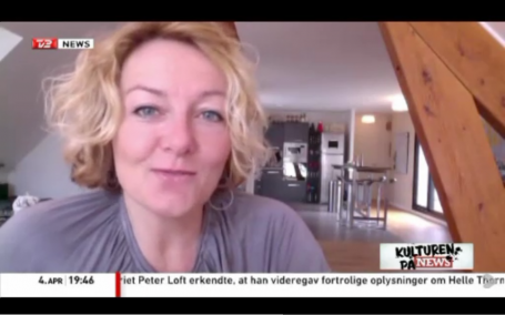 Om nyt navn til tissekonen på TV2 news april 2013